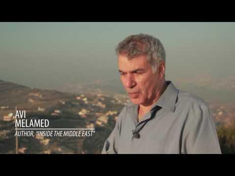 Part 2: With Middle East Expert Avi Melamed on Lebanon Border Talking Hezbollah