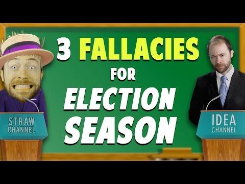 3 Fallacies For Election Season!