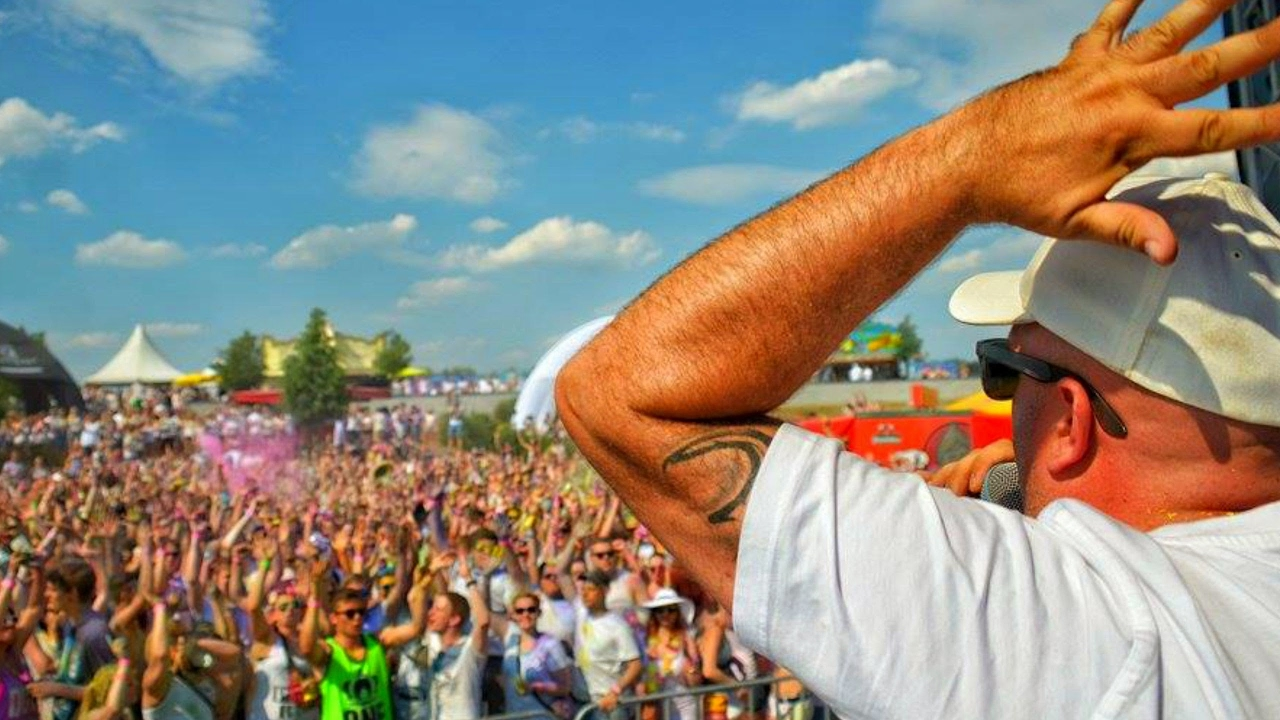 Livestream von Disko Total DJ Team