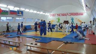 В Чернаковском спортзале отметили Всемирный день дзюдо