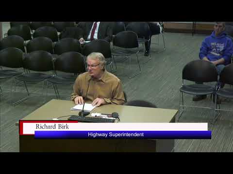 Brookings County Commission 2018-02-06