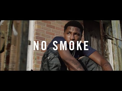 YoungBoy Never Broke Again - No Smoke (Lyric Video/ Lyrics)