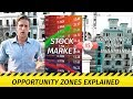 OPPORTUNITY ZONES EXPLAINED (w/ real capital gains tax free example in Puerto Rico)
