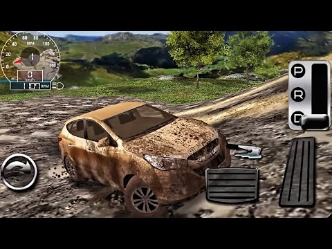 Offroad Car - 4x4 Off-Road Rally 7 - Car Parking Driver Simulator - Android Gameplay HD