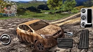 Offroad Car 4x4 Rally 7 - Car Parking Driver Simulator
