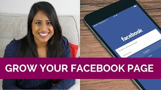 3 easy ways to grow your fanpage: Facebook business tips | MUM TO MILLIONAIRE