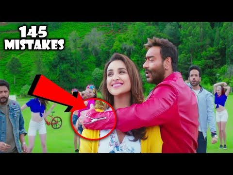 (145 Mistakes) In Golmaal Again - Plenty...