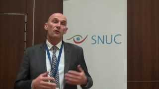 Interview Jens Thostrup, Head of PMR Terminals Business and Indirect Sales at SNUC 2015