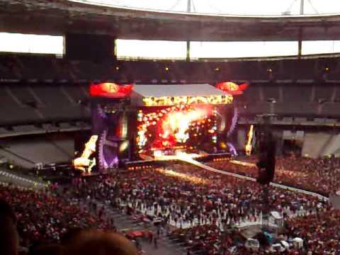 AC/DC STADE DE FRANCE 2009  HELLS BELLS