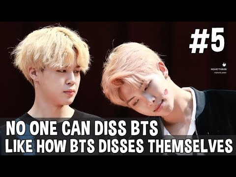 No one can diss BTS like how BTS disses themselves #5