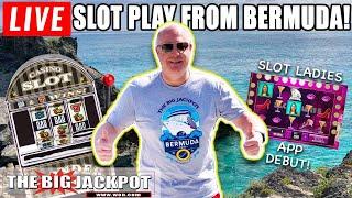 Live Bermuda Slot Play 🎰 and Slot Ladies 💋 New Game 💄