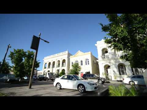 Rockhampton CBD and Riverfront Smart Technology