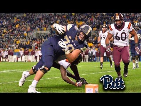 Pitt Lineman Brian O'Neill Reverse And Dive For TD vs. Virginia Tech