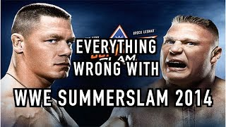 Episode #363: Everything Wrong With WWE SummerSlam 2014