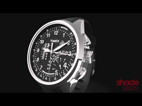 How To: Use The Timex Intelligent Quartz Watches | Shade Station