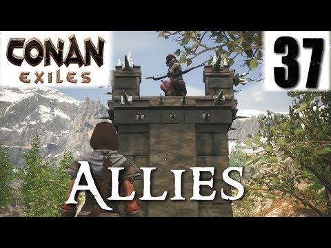 CONAN EXILES - Allies #37