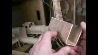 Craft Sticks & Evergreen Woodworkers Guild Presentation