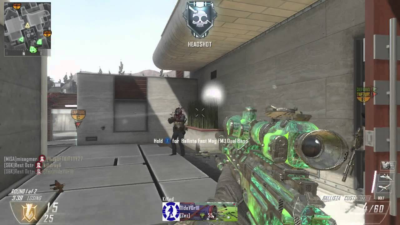 First with the new camos (Took forever) 3rd for S6 RC