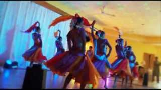 SRILANKA WEDDING DANCE  TAMIL SONG (Hey Rama Rama Song)