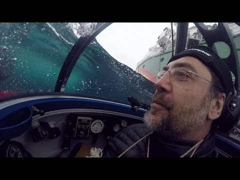 Javier Bardem in the Antarctic with Greenpeace - full length (English subtitles)
