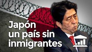 ¿Por qué JAPÓN necesita INMIGRANTES? - VisualPolitik