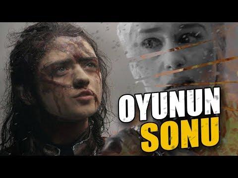 JON vs DANY: Game of Thrones 8.Sezon 5.Bölüm Kaçırdığınız Detaylar