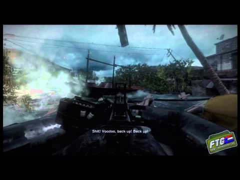 Medal of Honor Warfighter: Chapter 6 Walkthrough on Hard: FTG In-Game Theater