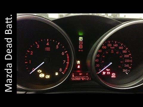 Mazda 3 battery life