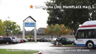 The ART of Shopping- Costa Mesa and Orange Line