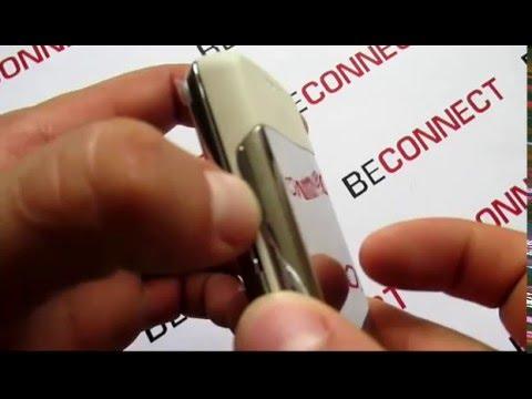 Видео обзор Nokia 8800 Carbon Arte (Оригинал) - YouTube
