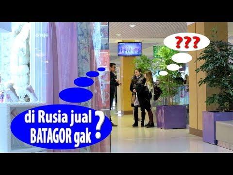 PRANK ngomong pake BAHASA INDONESIA DI RUSIA