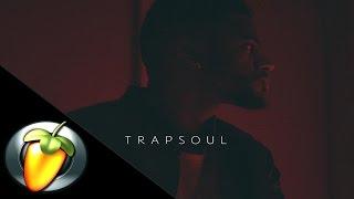 Bryson Tiller - Overtime (Trapsoul Instrumental Remake FL Studio)