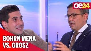 Fellner! Live: Bohrn Mena vs. Grosz !