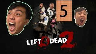 [Lead 4 Dead 2] #5 - 沼澤 - 當失路! thumbnail