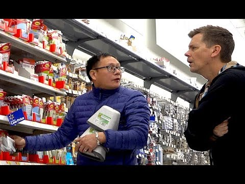 Clint August - The Pooter - Man confronts guy who farts at Walmart!!