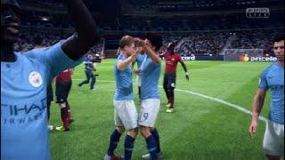 Manchester United VS Manchester City [FIFA 19 DEMO]