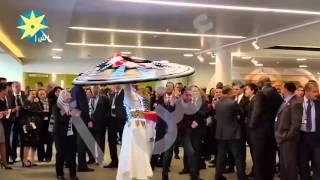حفل استقبال في السفارة المصريه بلندن قبل انتخابات المجلس التنفيذي للمنظمة البحرية الدولية