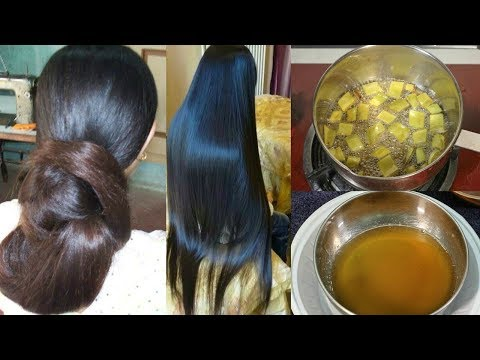 Te Prometo que Después de usar Esto tu cabello NO DEJARÁ de Crecer | Lina Mechaz