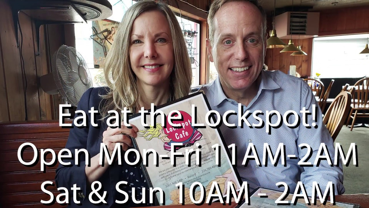 The Lockspot Cafe   Ballard Restaurant   BrennerHill