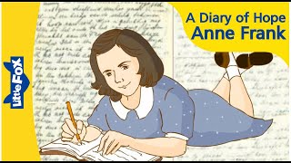 Anne Frank | A Diary of Hope | Stories for Kids | Educational Videos for kids | Social Studies