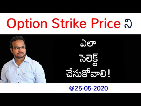 Selecting Option Strike Price, How Option Premiums will change