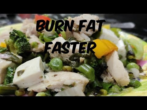 Loose Weight In 10 Days | Gain Muscles In 1 Week | Bodybuilding  Diet Plan | Healthy Chicken Recipe