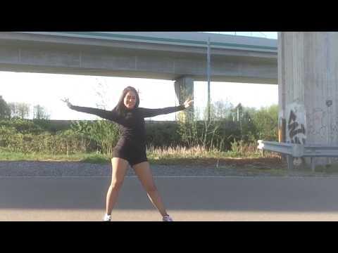 Fiebre - Bad Gyal   Dance Cover   Fama A Bailar