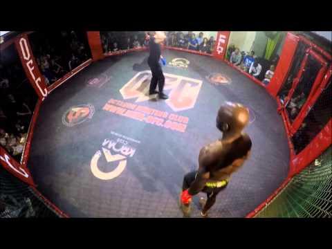 OFC 12 Laurent Trebalag (MMA FightClub) vs Charles Henri  ( TeamDuca)- 85kg Combat 12 (6,16mn)