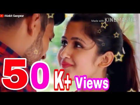 😊Maine Apna💝 Dil De Diya Kis Pagal Diwane Ko || New ❤Love Romantic 😘 Whatsapp Status Video 2018||