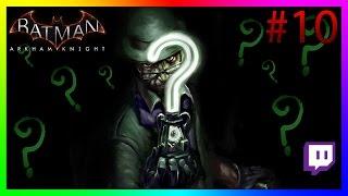 Batman : Arkham Knight #10 | Les énigmes de Nigma