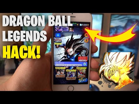 Dragon Ball Legends Hack ✅ How To Cheat In Dragon Ball Legends MOD Android + IOS