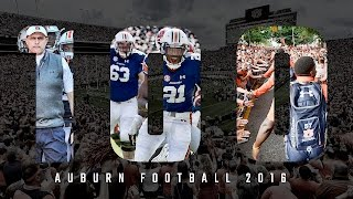Auburn Football 2016 Hype Trailer