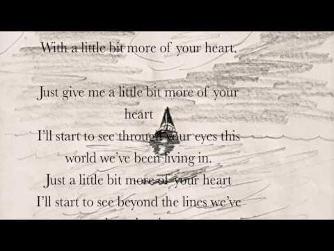 More Of Your Heart (Worktape) - Adam Cotton