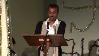 Nandri Urai by Mr Senthil - Santa Clarita Tamil Mandram 2012
